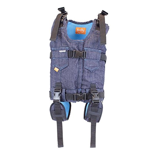 Firefly by Leckey Upsee Mobility Device - Mobility Harness for Children with Motor Impairments - Blue, Small from FIREFLY