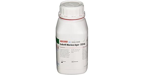 Amazon.com: HiMedia M384 – 500 g zobell Agar 2216 Marino ...