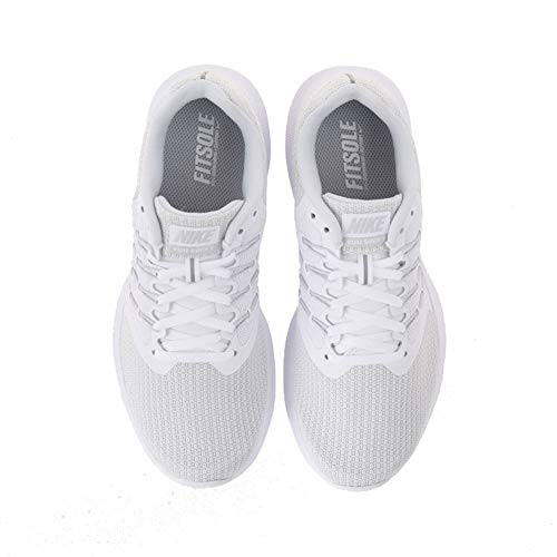 Run Platinum Nike White De Chaussures Femme Running white pure Swift Wmns SqxvBqn5a