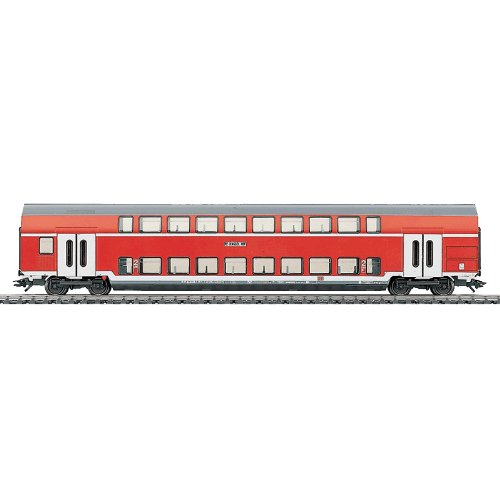 Marklin Type DBZ HO Scale Bilevel 2nd Class Car