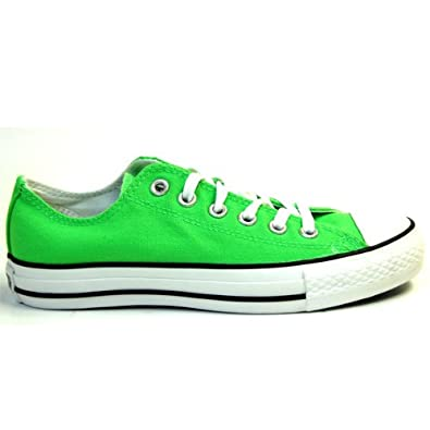 dfcd9d62eeab ... where can i buy converse chuck taylor low top shoes in neon green  114061f uk 3