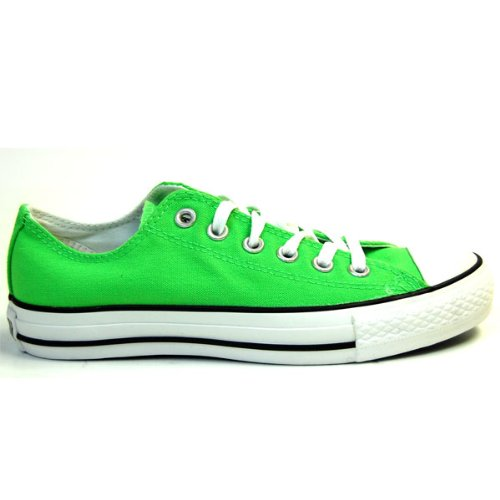 bbec9a57dfa8 Converse Chuck Taylor Low Top Shoes in Neon Green (114061F)