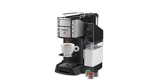 Amazon.com: Cuisinart EM-600 Buona Tazza superautomatic ...