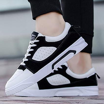 6afc81fcaec35 Amazon.com: NANXIEHO Trend Men's Shoes Fashion Leisure Sneakers Net ...