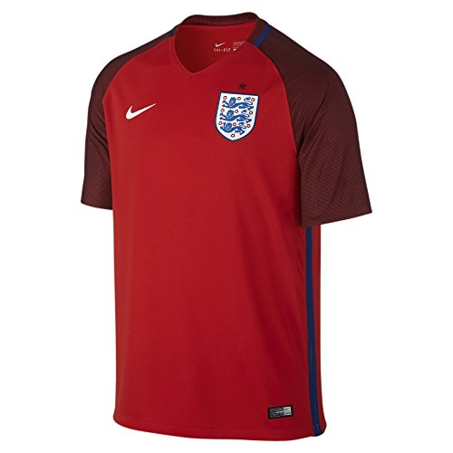 (NIKE England Away Football Shirt 2016-17-X-Large Adults)