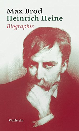 heinrich heine biographie 9783835313408 amazoncom books - Heinrich Heine Lebenslauf