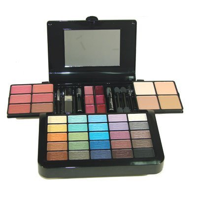 Beauty Revolution 41 Colors Complete Makeup Kit With Runway Colors (Complete Lip Kit)