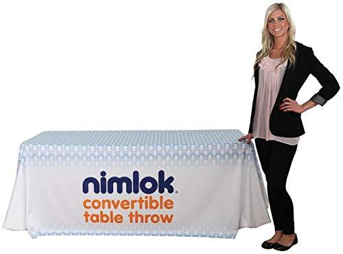 Premium Dye Sub Table Throw- Convertible - Economy