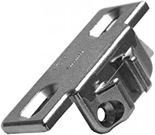 """product image for Blum 1 3/8"""" Overlay Compact 33 Edge Mount Mounting Plate"""