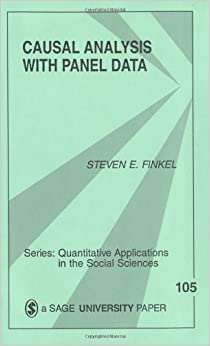 causal-analysis-with-panel-data-quantitative-applications-in-the-social-sciences