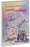 The Children's Book of Jewish Holidays, David A. Adler, 0899068103