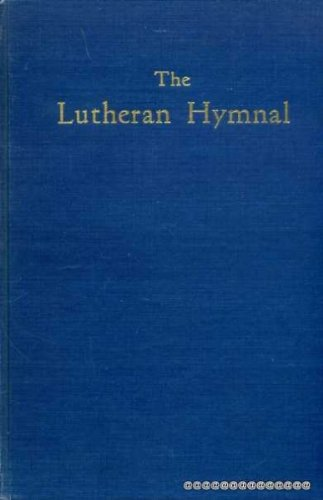 the lutheran hymnal essay Volume 1, including a variety of scholarly essays on hymns, service music, and the liturgical and pastoral context of hymnody, was published in 1990 volumes 2, 3a, and 3b were all published in 1994 volume 2 includes background on the service music in the hymnal 1982 and biographies volumes 3a and 3b include background on the hymns.