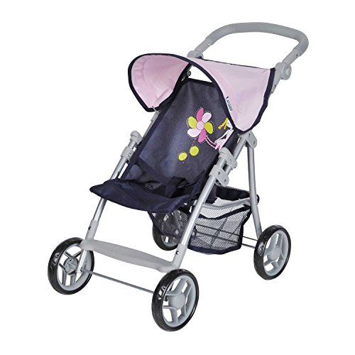 Amazon.com: Knorr Toys Knorr16894 Liba My Little Princess Doll Buggy ...