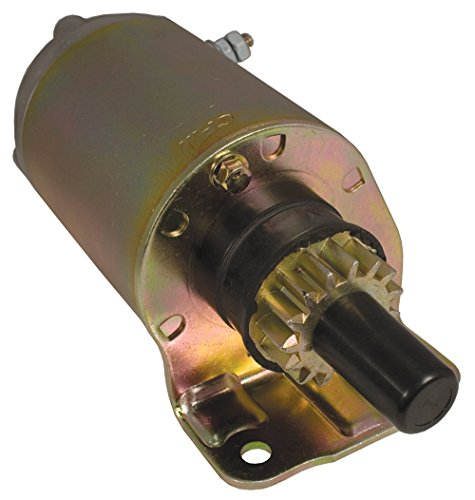 Stens 435-295 Mega Fire Electric Starter, Replaces Briggs & Stratton: 691564, 693469, 808106, 15 Teeth, 7-1/4