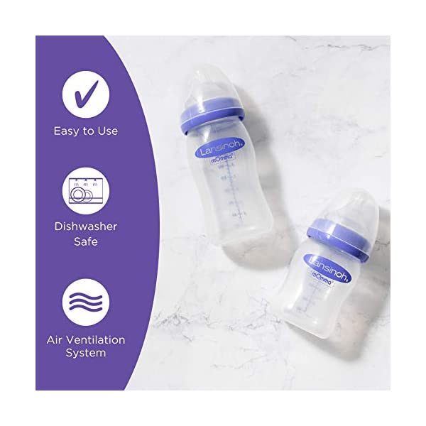 Lansinoh-Breastfeeding-Bottles