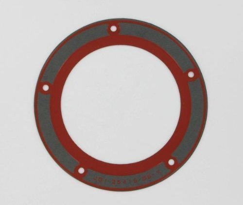 Clutch Derby Cover - James Gasket Clutch Derby Cover Gasket - Paper with Bead JGI-25416-06-X