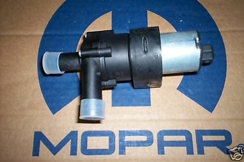 Mopar 55056055AA Water Pump//Engine Auxiliary Water Pump
