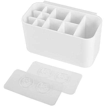 irich auto-adhesivos para cepillo de dientes con silicona gel Stickers & dispensador, sin