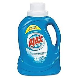 Ajax PBC 49557 PBC49557CT 2X Ultra Liquid Detergent, Original Scent, 50 oz. Bottle (Pack of 6)