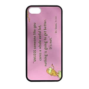 Dr Seuss Quotes iPhone 5&5s Cases-Cosica Provide Superior Cases For iPhone 5&5s