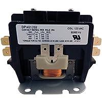 DP401202 Genuine OEM Supco Contactor 40A 120V 2 Pole