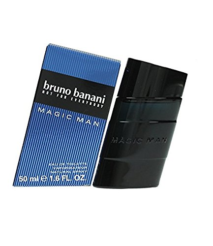 bruno banani Magic Man Eau de Toilette Natural Spray, 50 ml