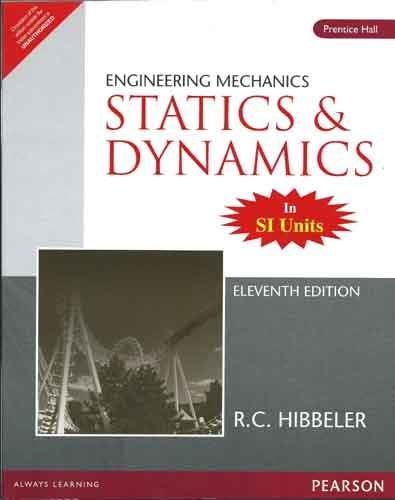Solution edition mechanics manual engineering 11th pdf statics
