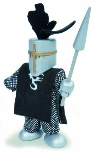 Budkins Dark Knight Henry by Le Toy Van