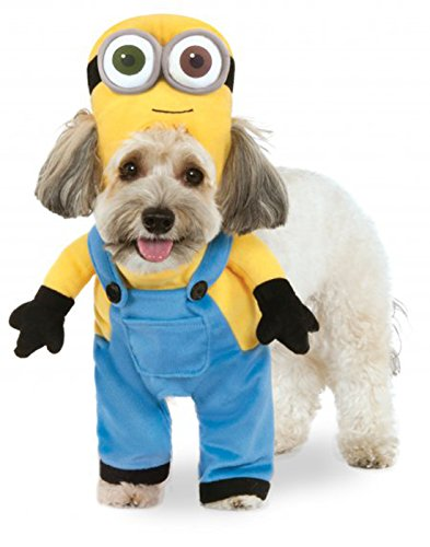 Minion Bob Arms Pet Suit, Medium -