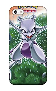 Top Quality Case Cover For Iphone 5/5s Case With Nice Pokemon Appearance
