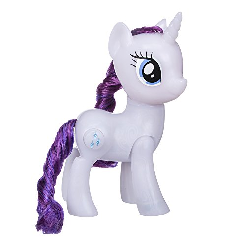 My Little Pony Shining Friends Rarity Figure (Best Rainbow Dash Moments)