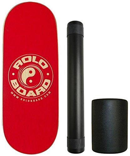 Rolo Balance Board Rad Red - Original Training Package by Rolo Board (Image #9)