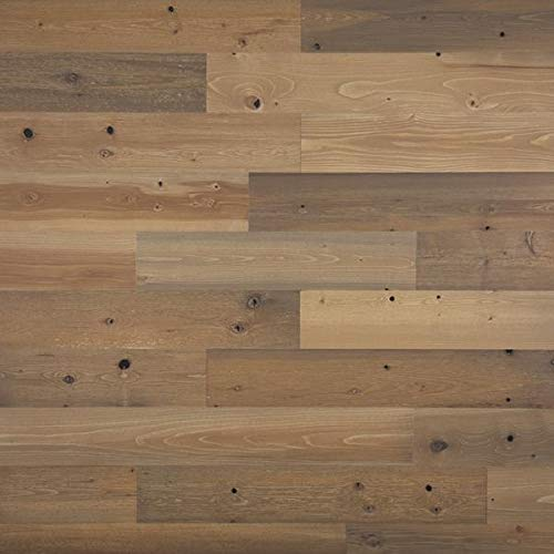 Timberchic DIY Reclaimed Wooden Wall Planks - Simple Peel and Stick Application. (5