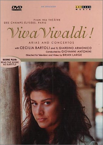 Viva Vivaldi! Arias & Concertos / Cecilia Bartoli · Il Giardino Armonico (Mario Bartoli)