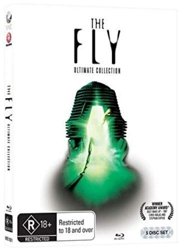 The Fly - Ultimate Collection [Blu-ray] (Fly End)