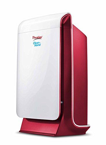 Prestige Clean Home Series Pap 2.0 Air Purifier  White/Red