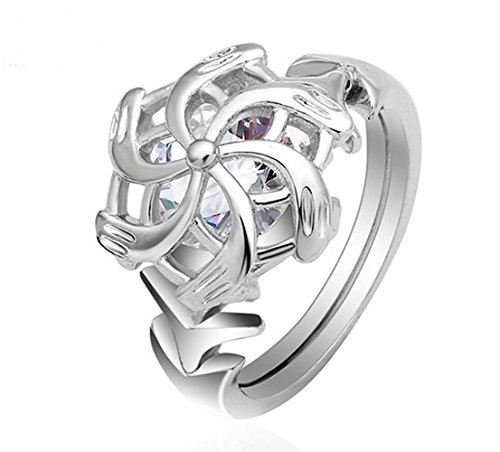 Galadriel Ring Nenya Water Lotr Lord of the Rings (9) (Lord Of Rings Rings)