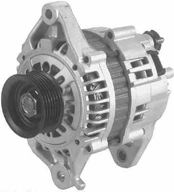 Quality-Built 13728N Supreme Import Alternator - New (95 Nissan Sentra Alternator compare prices)