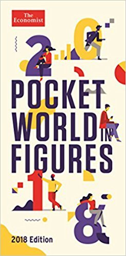 Buy economist pocket world in figures 2018