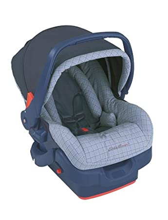 Eddie Bauer Infant Car Seat Blue Discontinued By Manufacturer