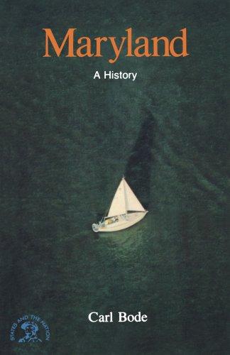 Maryland: A Bicentennial History
