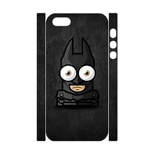JCCFAN Super heros 1 Phone 3D Case For iPhone 5,5S [Pattern-3]
