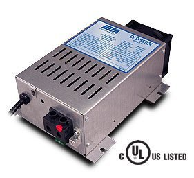 IOTA ENGINEERING DLS-55 55A, 12V CONVERTER/CHARGER WITH IQ4 INSTALLED