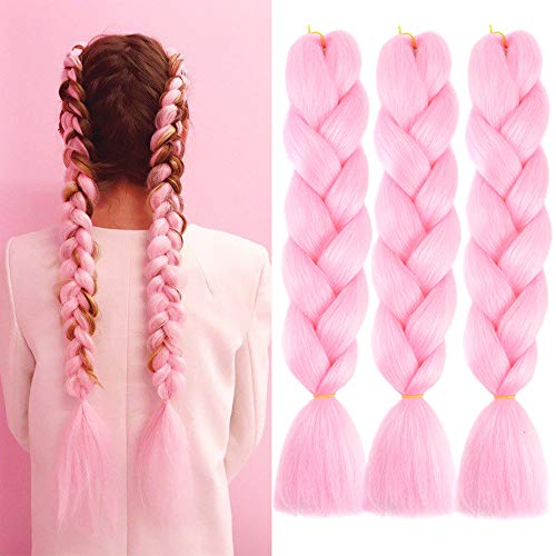 Braiding Crochet Kanekalon Synthetic Extension product image