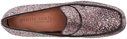 Women's Eliott Loafer Suede Block Pump by Multi Dress Gentle Heel Glitter Souls Kenneth Menswear Cole XwpqpITaH