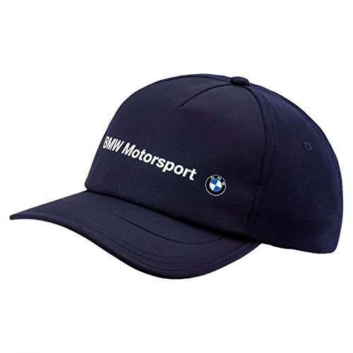 (PUMA BMW Motorsport Navy Logo Hat)