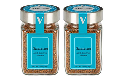 - Moroccan 2 Pack - Blend of cumin, garlic, and other spices.