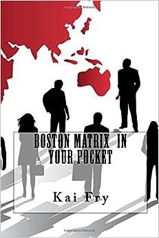 Boston Matrix In Your Pocket