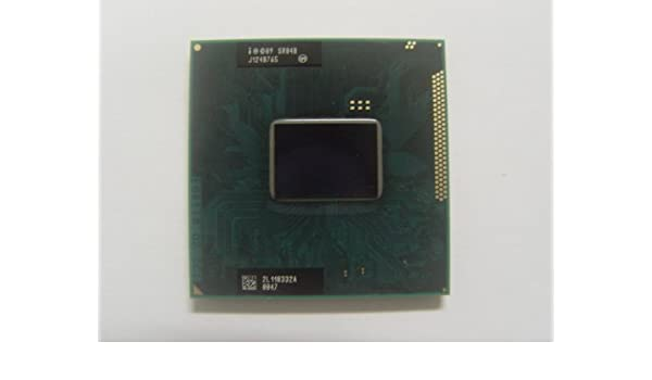 Intel Core i5-2410M Mobile 3M cache 2 90 GHz Laptop CPU