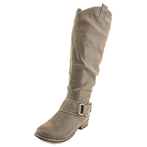 Madeline Buttery Womens Boot New Pewter Synthetic 9mDLu